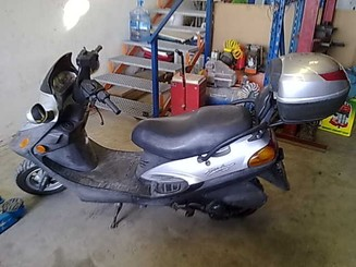 2004 Kymco Grand Dink 150 Photos, Informations, Articles