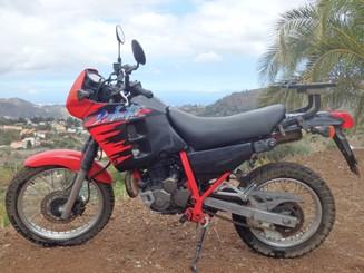 1992 Honda NX 250 Dominator | Picture 2278725