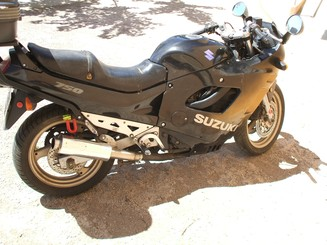 Suzuki Suzuki GSX 750 - Moto.ZombDrive.COM