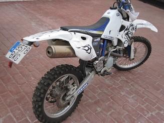 YAMAHA WR 426 F. Technical data of motorcycle. Motorcycle