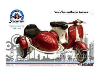 Vespa Sidecar Venta Motocasion Com