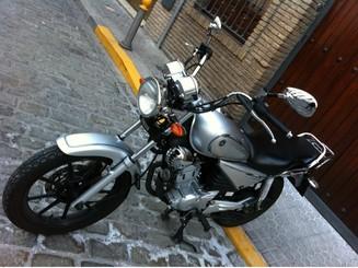 YAMAHA YBR 125 CLASSIC SP - Motocasion.com