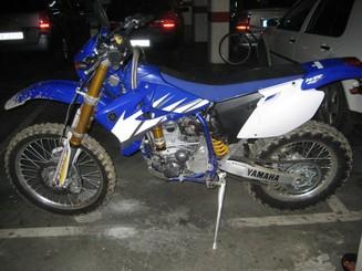 YAMAHA WR 450 - Motocasion.com
