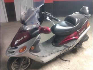 KYMCO Dink 150 lx - Motocasion.com