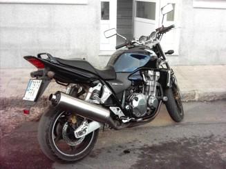 Galería de fotos Honda CB1300F