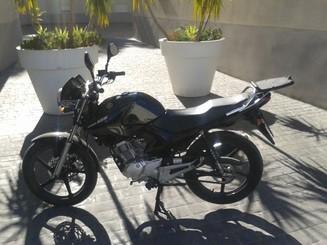 Yamaha ybr 125 Custom 2013 - YouTube