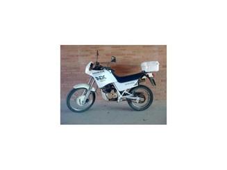 Honda nx 125 - YouTube